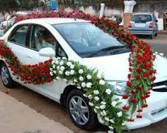 """Résultat de recherche d'images pour """"wedding car decorations"""""""