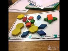 1st Grade - 2D Shapes