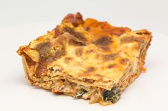 Hovkonditorn: Carrot-Zucchini Creme Fraiche Lasagna