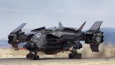 Gunship by Alex Ichim. (via Gunship by AlexIchim -. Spaceship Concept, Concept Ships, Concept Cars, Spaceship Art, Military Helicopter, Military Aircraft, Helicopter Cake, Helicopter Birthday, Stealth Aircraft