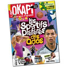 Okapi, faisons nos jeunes LIRE sur les sports!