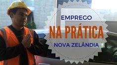 Procurando emprego na Nova Zelândia NA PRÁTICA + entrevista