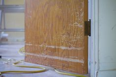 New Old Doors — WORK about HOUSE Decor, House, Painted Doors, Cheap Interior Doors, Remodel, Home Remodeling, Hollow Core Doors, Old Doors, Grey Bathrooms