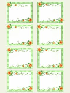 my creative corner: Labels Printable Lables, Free Printable Stationery, Printable Paper, Free Printables, Blank Labels, Jar Labels, Eid Mubarak Stickers, Molduras Vintage, Lion Tattoo Design