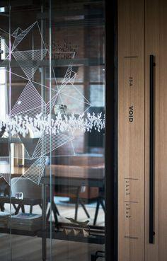 Bloomberg San Francisco Tech Hub Environmental Graphics & Wayfinding - by Volume Inc. / Core77 Design Awards