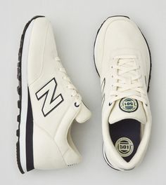 White  New Balance Rugby 501 Sneaker Shoe stopper!