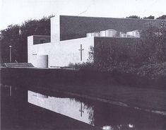 Aldo Van Eyck. Roman Catholic Church, The Hague.