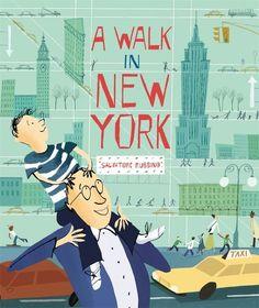 A Walk in New York - Kids Travel Books