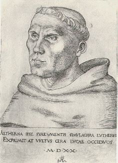 """5 September  Martin Luther sent his pamphlet """"On the Freedom of a Christian""""  to Pope Leo X. On the Freedom of a Christian, sometimes also called """"A Treatis...http://tudorworld.eklablog.com/today-in-tudor-history-a109297952"""