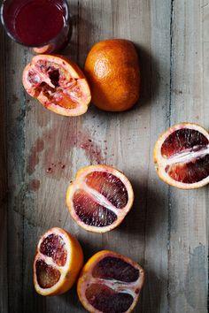 Blood Orange - by Clare Barboza