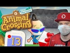 Animal Crossing: New Horizons - YouTube Nintendo Ds, Nintendo Switch, Animal Crossing, Cool Stuff, Youtube, Animals, Love Letters, Animales, Animaux