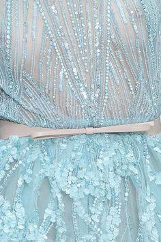 elie saab couture details