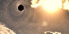 Scientists Find Super-Massive Black Holes Near Earth