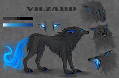 vilzard's new ref by Vilzard.deviantart.com on @DeviantArt