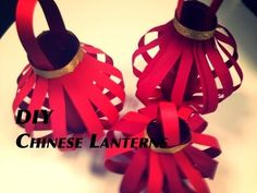 Instructions for Making Unique Chinese New Year Paper Lanterns   FeltMagnet