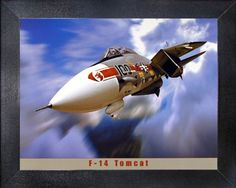 The F-14 Tomcat was the US Navy's carrier-based two-seat air defense aircraft. The aircraft entered the fleet in 1973, replacing the F-4Phantom II. The F-14 Tomcat introduced in November 1987, incorporated new General Electric F-110 engines. The Tomcat's primary missions are air superiority, fleet air defense and precision strike against ground targets. The F-14 also has the LANTIRN targeting system that allows delivery of various laser-guided bombs for precision strikes in air-to-ground…
