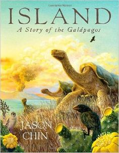October 2014:  THEME - Adventure Stories.  This nonfiction book about how an island is created introduced school aged kids to many concepts and new animals.  We did not read this entire book; rather, we skimmed it, with the children identifying things they knew and did not know about islands.  http://opac.smfpl.org/cgi-bin/koha/opac-detail.pl?biblionumber=203089&query_desc=kw,wrdl:%20island%20a%20story%20of%20the%20galapagos