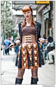 Dalek by nowheremanphotos, via Flickr