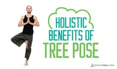There's more to Tree Pose or Vrksasana than you think! ;-) Check this out to learn its many benefits for your mind, body, and spirit. :-)