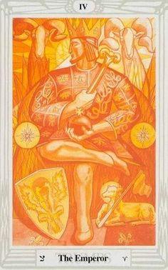 Opisy poszczególnych kart Tarota. Wielkie wtajemniczenia. Znaczenie kart. Poznawanie kart. Karta Mag. Wielkie Arkana – 3 Cesarz.