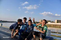 Naught kids near Tygris