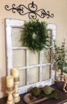 handmade home decor Excited to share this item from my shop: Handmade Vintage Inspired 9 Pane Window for Decor, Vintage Window, large window, farmhouse, wedding Handmade Home Decor, Vintage Home Decor, Rustic Decor, Farmhouse Decor, Diy Home Decor, Room Decor, Vintage Farmhouse, Rustic Style, Vintage Window Decor