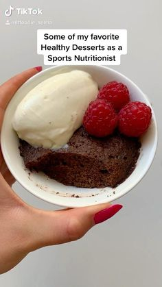 Healthy Deserts, Healthy Sweets, Healthy Dessert Recipes, Baking Recipes, Healthy Snacks, Snack Recipes, Desserts, Brownie Recipe Video, Amazing Food Videos