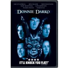 Donnie Darko.  This is a cult classic for a reason!  80's period piece meets science fictional awesomeness.