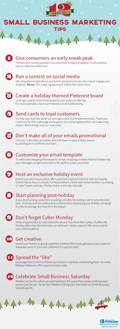 12 Days of Small Business Holiday Marketing Tips