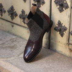 Robert August Chelsea Boots #shoes #chelseaboots #menswear #mensfashion