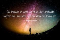 #sprüche #weisheiten #disraeli #leben #loa #erfüllung Quote Citation, Northern Lights, Disraeli, Quotes, Movies, Movie Posters, Travel, Inspirational, Inspiring Sayings