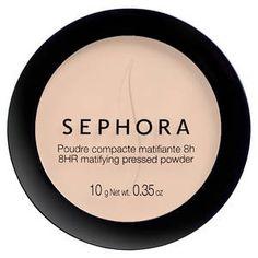 Mattifying powder compact brand Sephora on Best Compact Powder, Best Powder, Harry Potter Makeup, Sephora Brands, Beauty Makeup, Face Makeup, Korean Products, Makeup Brands, Makeup Products