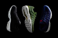 Stussy Teases Upcoming Nike Air Max 95 Collaboration
