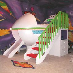 Buzz light year bed!!
