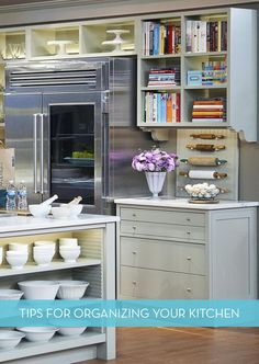 Roundup: Kitchen And Pantry Organization Tips » Curbly | DIY Design Community