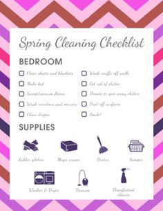cleaning spree on pinterest cleaning check lists spring cleaning