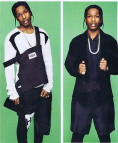 ❤ A$ap rocky.  Not usually my type but I find him very attractive lol
