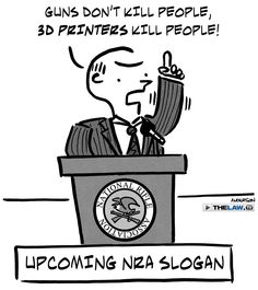 A California state senator, Sen. Leland Yee (D-San Francisco), said he intends to introduce a bill which would prohibit 3D-printers from crafting plastic guns. Yee says he wants regulation that would track 3D printers and figure out what people are doing with them.
