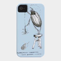 Shop Small spinning beatle by CamphuijsenArt available as a T Shirt, Art Print…