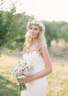 The bridal makeup portfolio of Jodie Hazlewood, makeup artist based in London and Birmingham and working across the UK. Flower Crown Wedding, Wedding Hair Flowers, Flowers In Hair, Wedding Dresses, Bridal Makeup, Wedding Makeup, Wedding Bride, Bridal Hair Inspiration, Makeup Inspiration