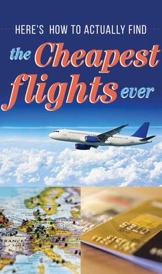 Here's How You Can Actually Find The Cheapest Flights Ever