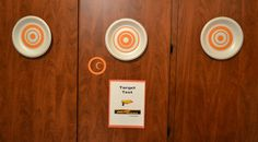 Nerf Wars Party - Target Test