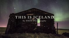 This Is Iceland. This is Iceland / Time-lapse of northern lights capture in Iceland for the past months...  Soundtrack: Crystal Skies by Joh...
