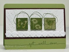StampingMathilda: Get Well Card - Inchies
