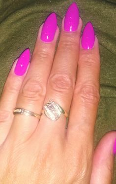 Pink,nails