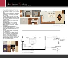 Interior Design Portfolio Book By Emily Boettcher At Coroflot.com