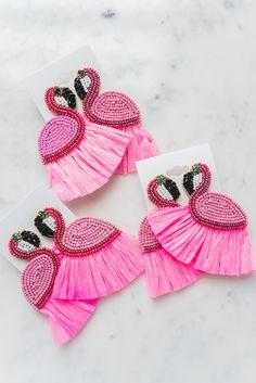 Diy Statement Earrings, Diy Earrings, Earrings Handmade, Handmade Jewelry, Hoop Earrings, Beaded Earrings Patterns, Fabric Earrings, Macrame Patterns, Hand Embroidery Designs