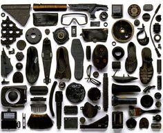 L'arte del riciclo Stuart Haygarth art