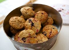 These muffins are a big hit in our house, and the kids really enjoy getting involved in making them.