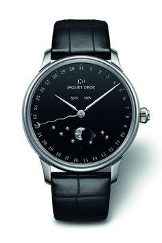 Jaquet Droz - Eclipse Onyx Watch